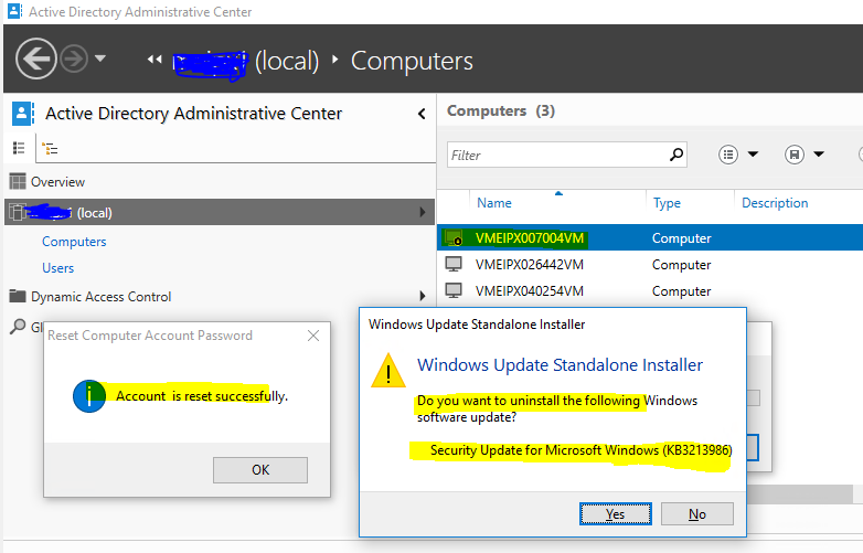install active directory administrative center