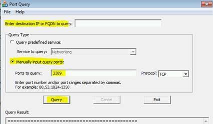 Cannot Remote Desktop into Windows 10 Pro computer