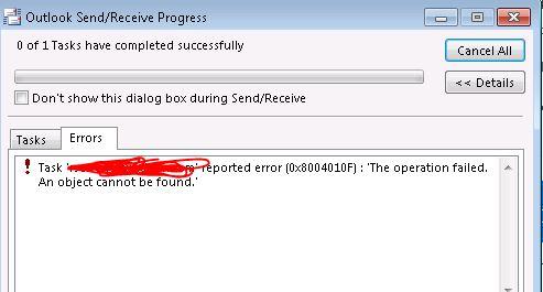 Outlook 2013 Unable To Offline Address Book