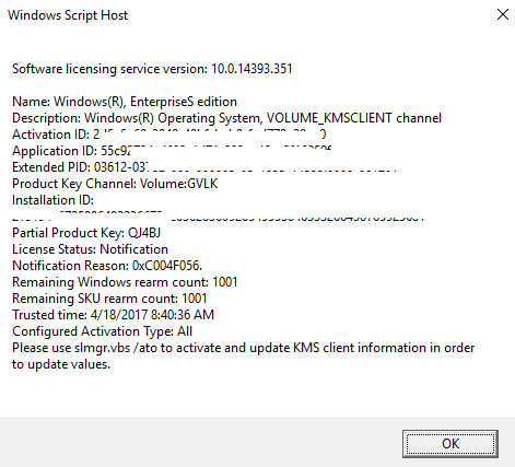 Sysprep Windows 2016 LTSB failed with setupdigetclassdevs