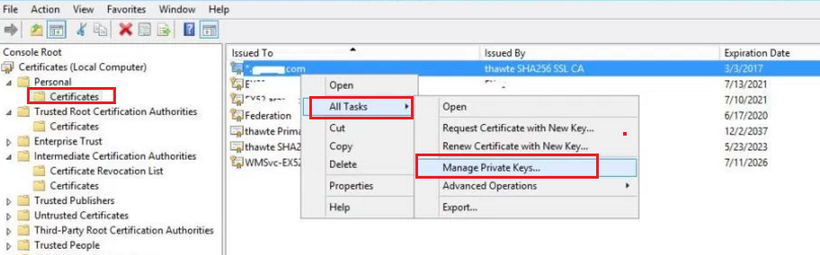 Intermittent TLS timeouts sending to Office 365
