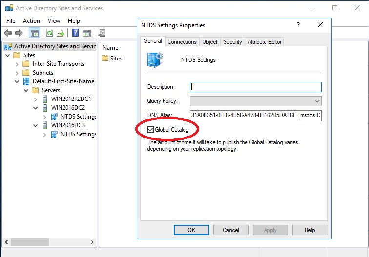 Cannot Manage Domain After Forced Demotion Of Domain Controller