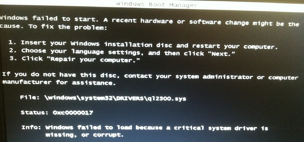 Issue installing SBS Essentials 2011 on a Dell Poweredge 840