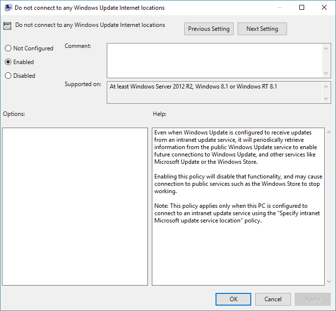 MDT 8443 / W10Ent 1703 auto login and Wsus issue