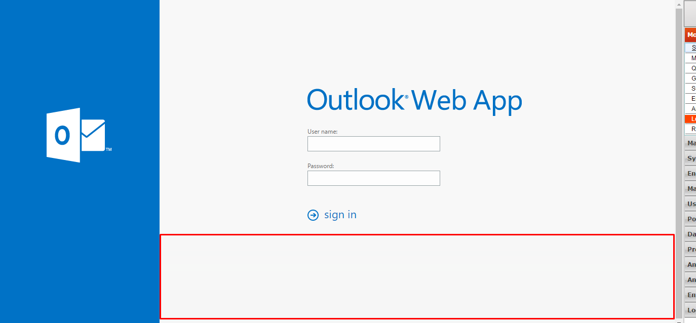 "One thought on ""How to Customize OWA Login Page in Exchange 2016"""