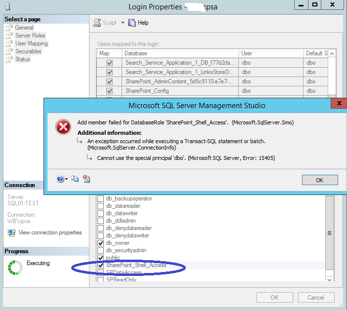 Why the command is missing from my SharePoint powershell ISE