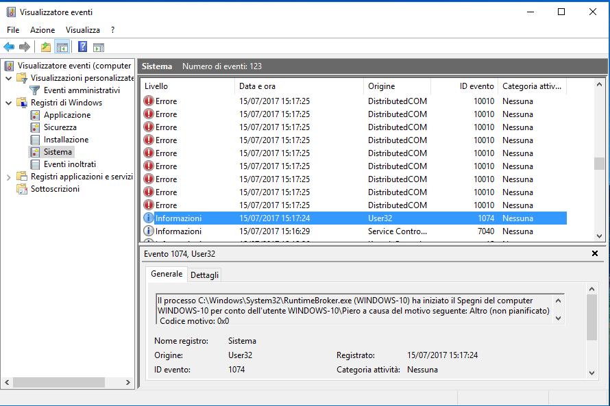 The server {D7FD466D-F6CF-4C8E-86DD-12E9B0FDAE48} did not register