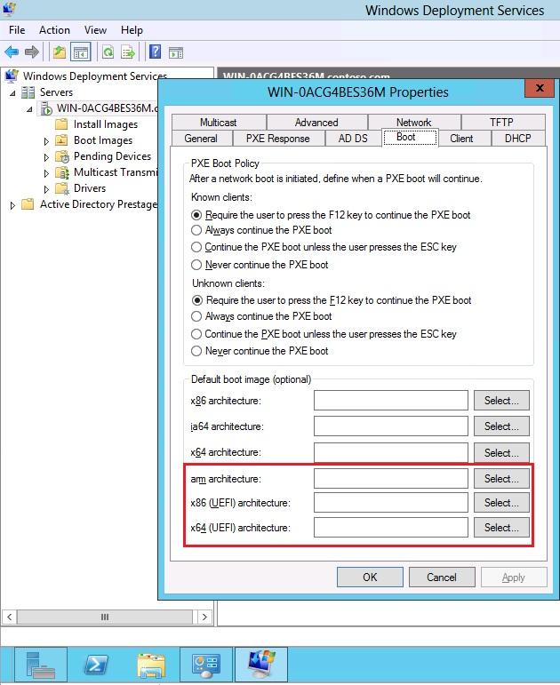 Wds Dhcp Option 67 Uefi