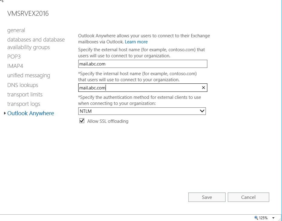 How to fix Outlook to The connection to Microsoft exchange