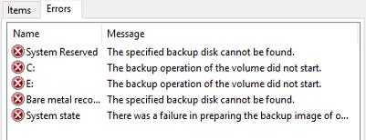 Forum Backup – Windows and Windows Server