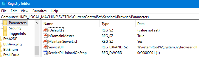 Following upgrade to Windows 10, NAS unit does not show