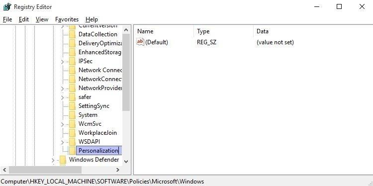 Stop Auto Lock In Windows 10 Client