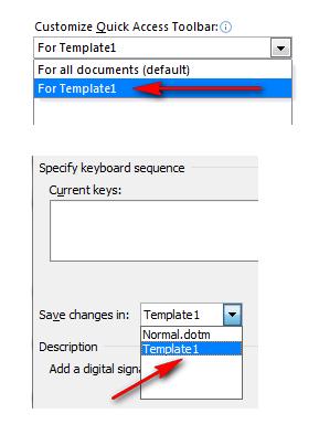 microsoft word macro enabled template - macro enabled template