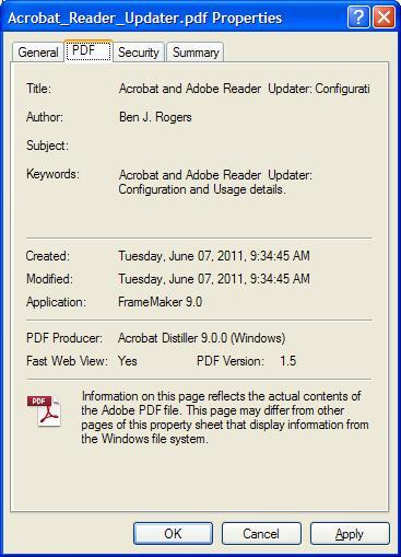 Look inside PDF document
