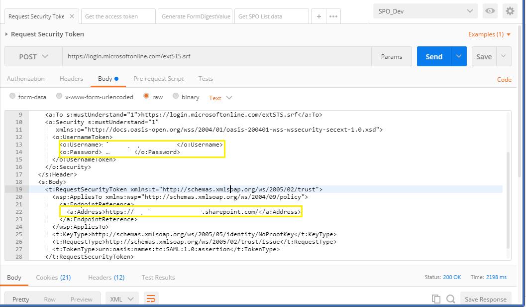 How to Get SP Online list data using REST API for an External User