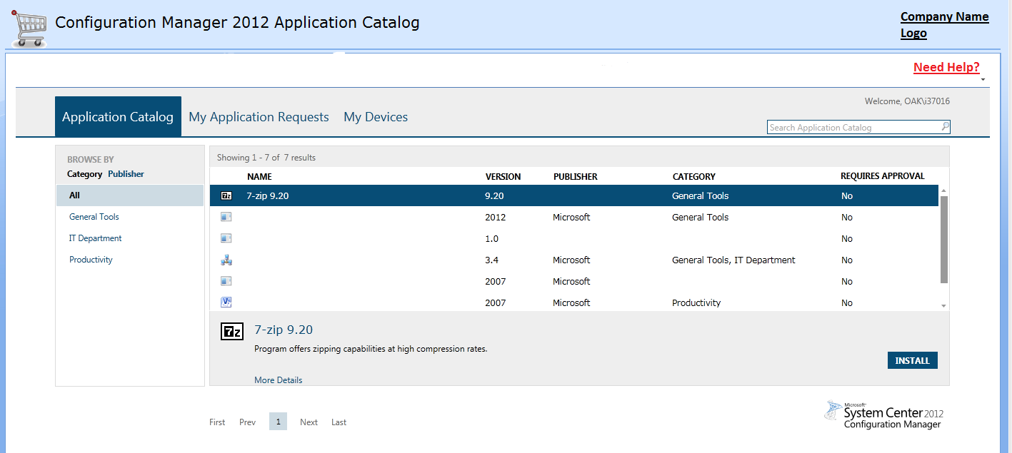 how to get sccm app to redeploy