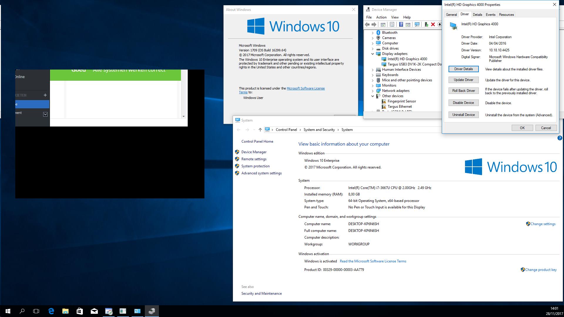 Windows 10 1709] Issues when maximizing RDP App