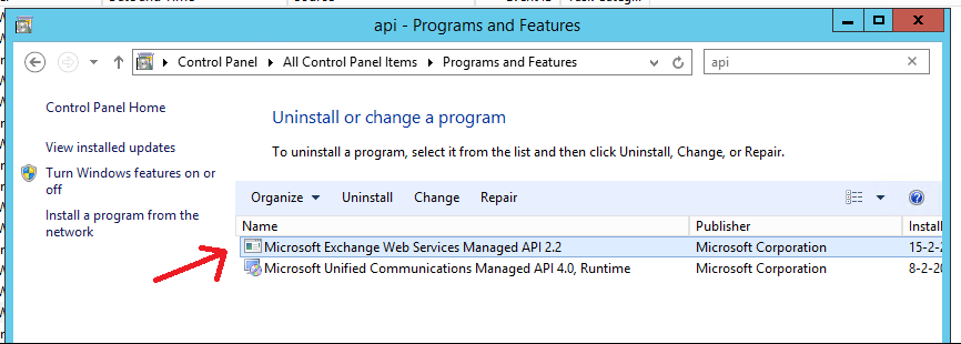 Exchange 2016 Out Of Office not working