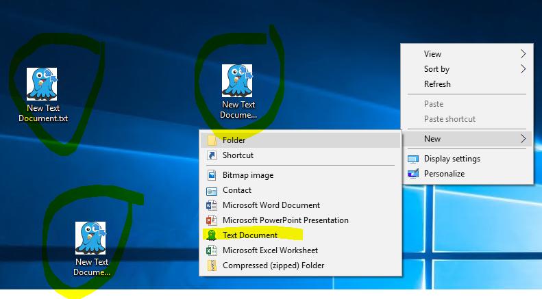 Windows 10 unable to set DefaultIcon in registry