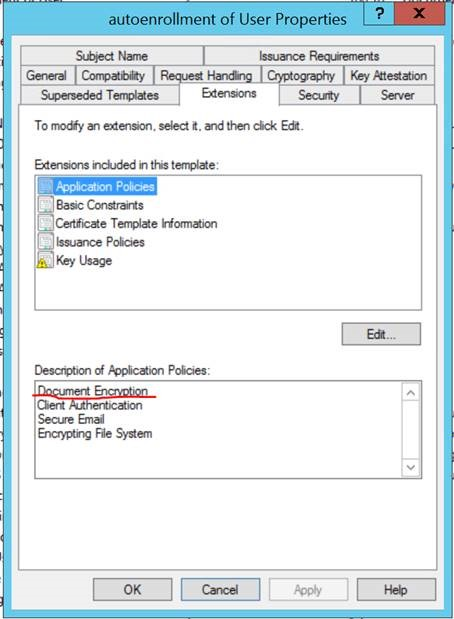 2 are you able to view the certificate information from the ca server under issued certificate 3 will it cause any actual issue for your application