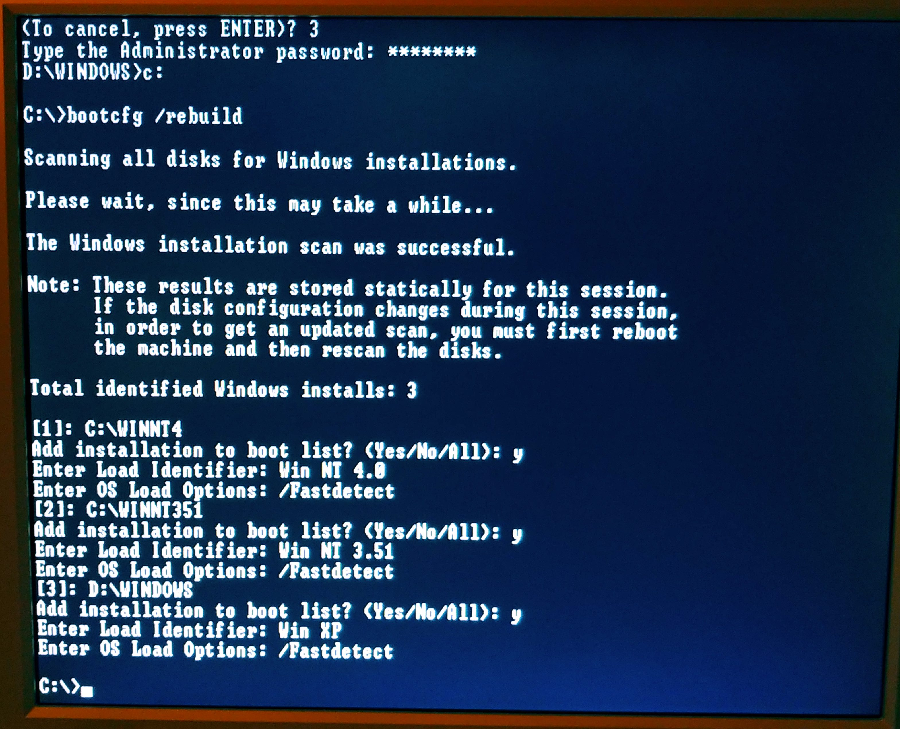 Removing Win 7 boot options entirely from a multi-boot system