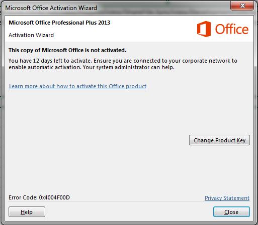 microsoft office 2013 professional plus product key