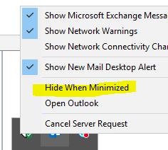 Outlook 2016 ProPlus Closing Randomly