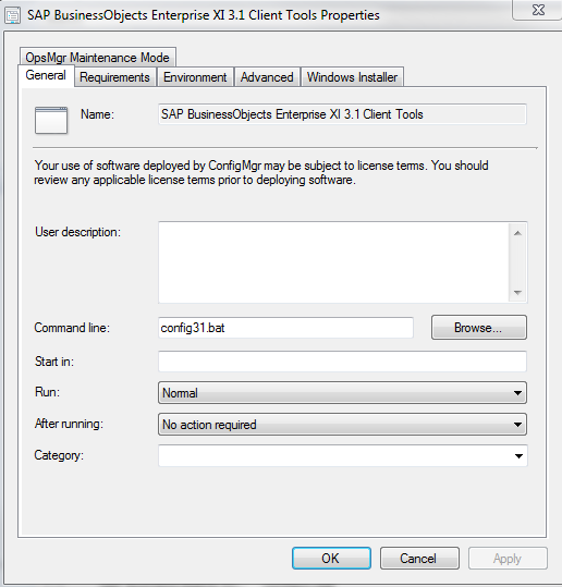 Trouble deploying SAP Business Objects 3 1 and 4 2