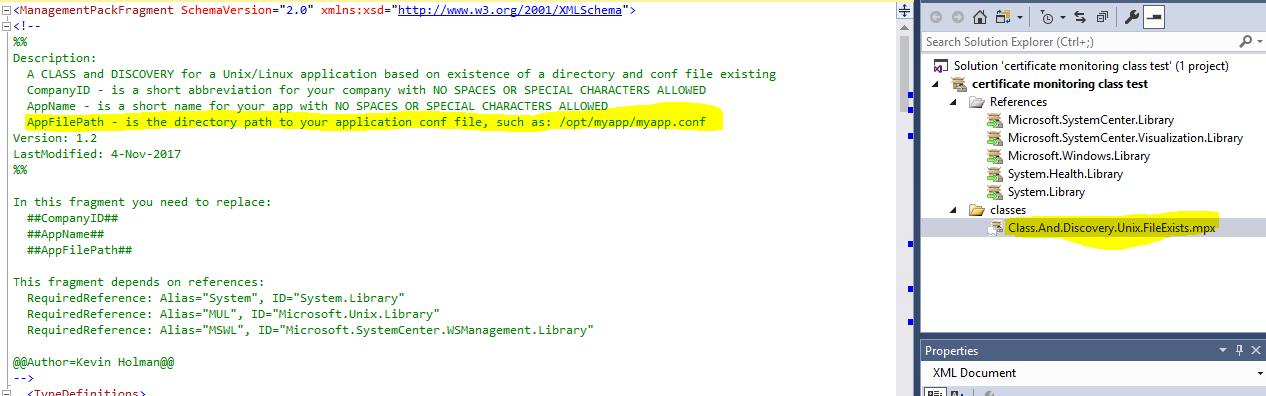 Certificate Monitoring On Linuxunix