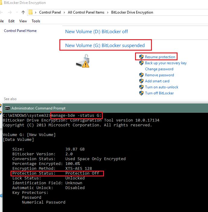Turn Off Bitlocker Windows 10 Command Line How to Decrypt
