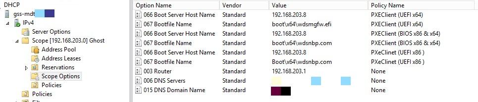 UEFI - No bootable device found