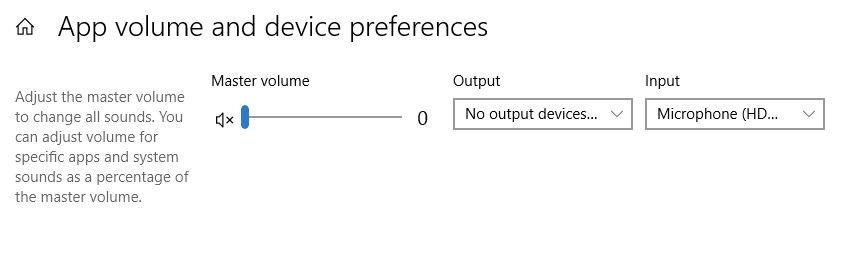 Bluetooth Volume problem after Windows 10 April 2018 Update