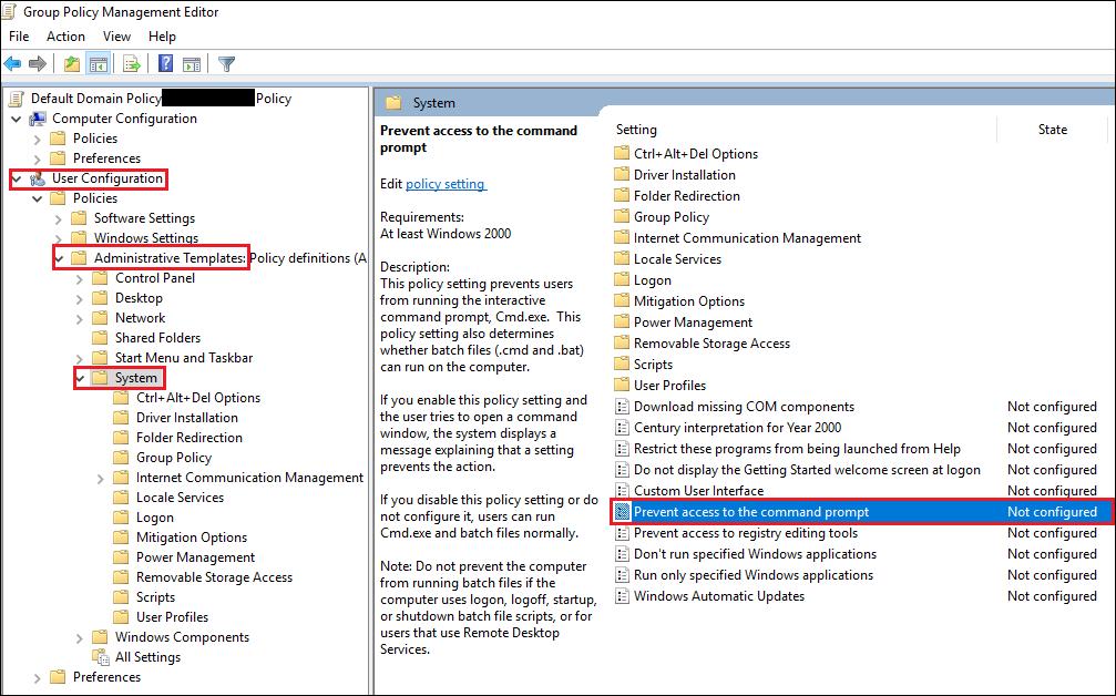 Not allow batch .bat/cmd file to auto run