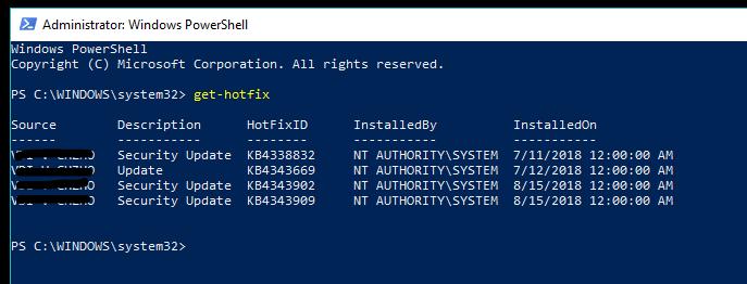 Windows 10 failed upgrade with error code 80080005