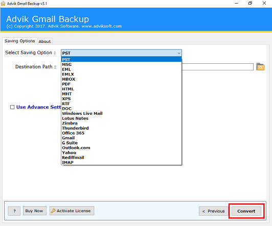 Which is the best Gmail Backup Software?