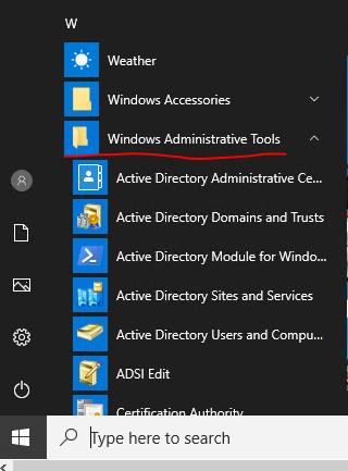 RSAT on Windows 10 Build 1803 not in Windows Features