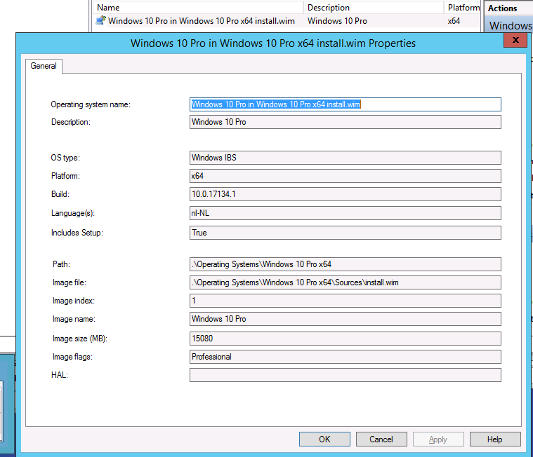 MDT WDS Deployment LTI, Reboot after installation +