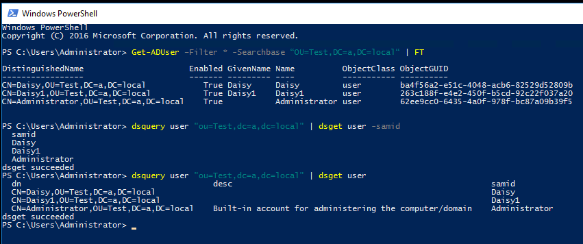Active Directory extensible match