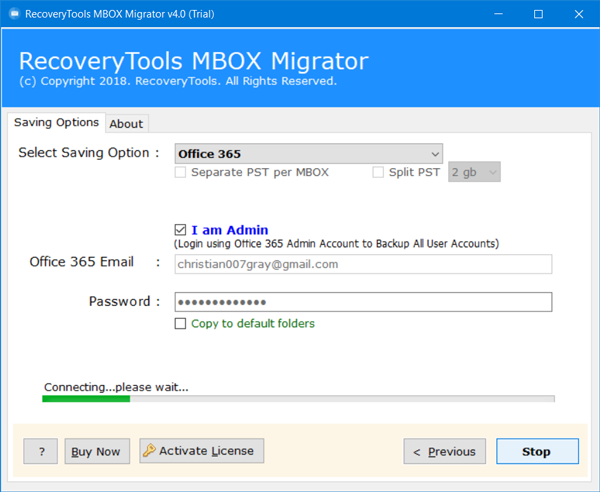 Need to import 11TB of Mbox files into Exchagnge Online Archive