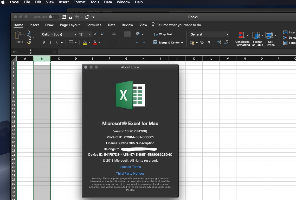 microsoft office 2019 mac free download full version