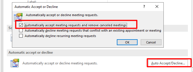 Cancelled meeting invites still not deleted from invitees