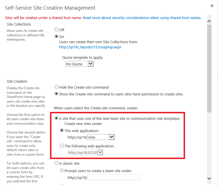 Sharepoint 2019 new feature from the sharepoint home - Web application home page design ...