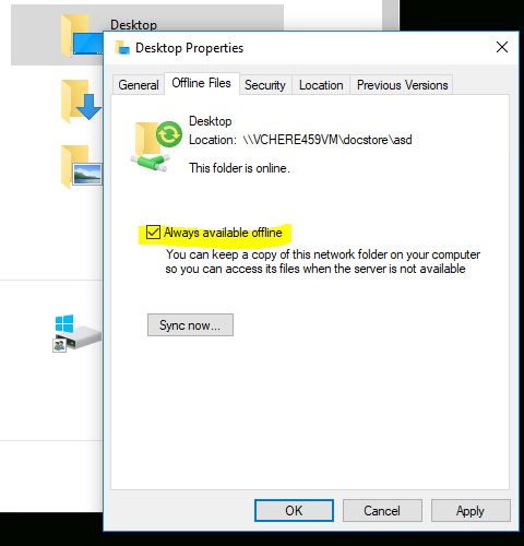 Windows 10 1709/ 1803 - Folder Redirection - Is this broken?