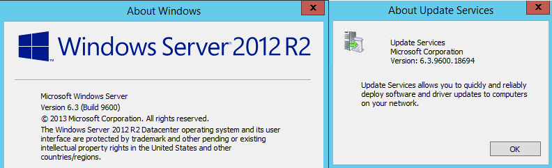 what is the latest version of wsus