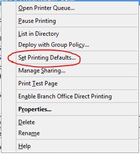 Print/Fax forum