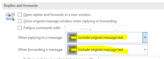 Attachments and Images Disappear when forwarding an Email