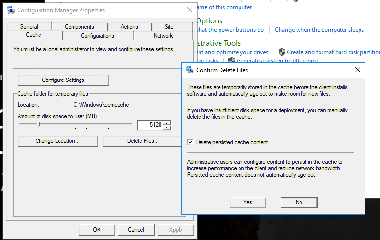 SCCM 1806 - Windows 10 LTSB > Windows 10 1809 in place