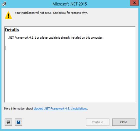 microsoft net framework 4.6 1 hotfix rollup download