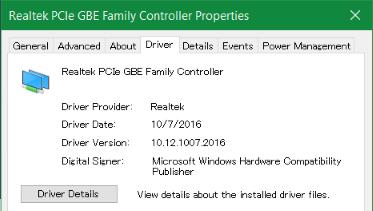 HP ProOne 400 G1 AiO E8X86AV Ethernet speed capped issue