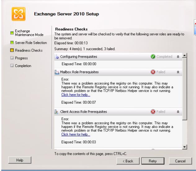 Exchange Server Development forum